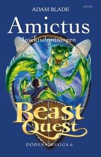 Amictus - insektsdrottningen (inbunden)