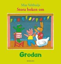 Stora boken om Grodan (inbunden)