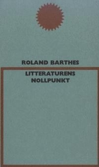 Litteraturens nollpunkt (pocket)
