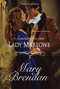 Sanningen om lady Marlowe (e-bok)