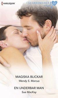 Magiska blickar/En underbar man (e-bok)