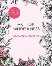 Art for mindfulness : vintagemönster