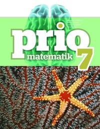 Prio Matematik 7 Grundbok (h�ftad)