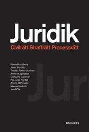 Juridik - civilrätt, straffrätt, processrätt (häftad)