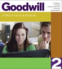 Goodwill F�retagsekonomi 2 Faktabok (h�ftad)