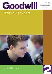 Goodwill F�retagsekonomi 2 Uppgiftsbok inkl. cd (h�ftad)