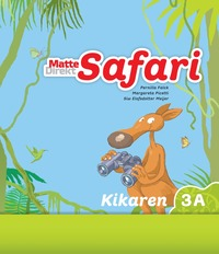 Matte Direkt Safari Kikaren 3A (h�ftad)