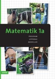 Matematik 1a GRÖN för omsorgsinriktade yrkesprogram