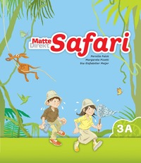 Matte Direkt Safari 3A Elevbok Ny upplaga (h�ftad)
