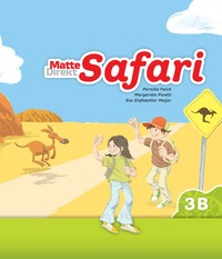 Matte Direkt Safari 3B Elevbok Ny upplaga (h�ftad)