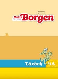 Matte Direkt Borgen L�xbok 4A Ny upplaga (h�ftad)