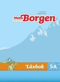 Matte Direkt Borgen L�xbok 5A Ny upplaga (h�ftad)