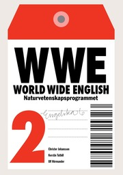 World Wide English N 2 Allt i ett-bok inkl. ljudfiler