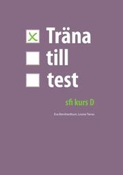 Träna till test – sfi D