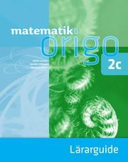 Matematik Origo 2c Lärarguide