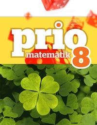 Prio Matematik 8 Grundbok (h�ftad)