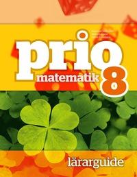 Prio Matematik 8 L�rarguide (e-bok)