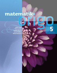 Matematik Origo 5 (h�ftad)