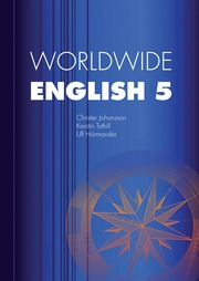 Worldwide English 5 Allt i ett-bok