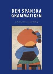 Den Spanska Grammatiken