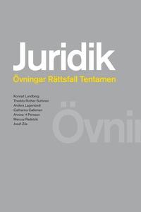 Juridik - civilr�tt, straffr�tt, processr�tt �vningsbok (h�ftad)