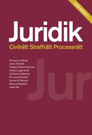 Juridik – civilrätt straffrätt processrätt 3:e upplagan