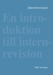 Internrevision – en introduktion