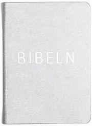 Bibel konfirmand silver