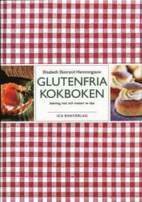 Glutenfria kokboken : bakning, mat och massor av tips (inbunden)