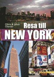 Resa till new york inbunden