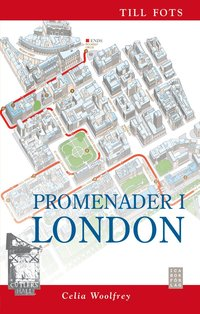 Promenader i London (h�ftad)