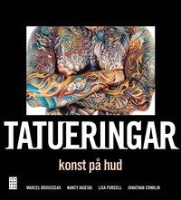Tatueringar : konst p� hud (inbunden)
