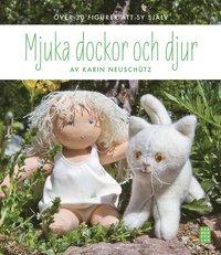 Mjuka dockor och djur (inbunden)