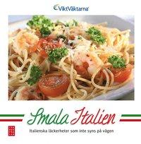 Smala Italien (inbunden)