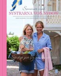 Sommar med systrarna von Sydow (inbunden)