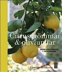 Citrusdr�mmar & olivlundar : medelhavsk�nsla i tr�dg�rden (inbunden)