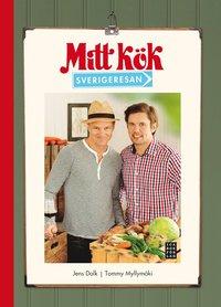 Mitt k�k : Sverigeresan (inbunden)