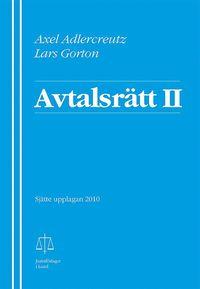Avtalsr�tt II (h�ftad)
