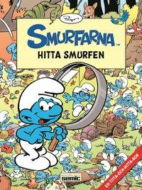 Hitta smurfen! : En titta-och-hitta-bok (inbunden)