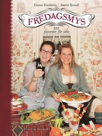 Fredagsmys : 101 favoriter f�r alla (mp3-bok)