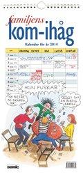 Familjens kom-ih�g - Kalender f�r �r 2014