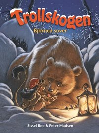 Trollskogen - Bj�rnen sover (inbunden)