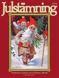 Julst�mning 2014 (inbunden)
