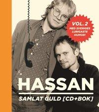 Hassan - samlat guld vol. 2 (inbunden)