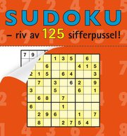 Sudoku : riv av 125 sifferpussel!