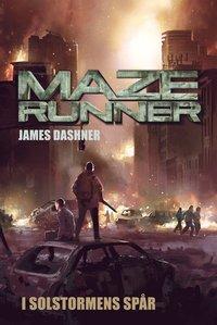 Maze runner. I solstormens sp�r (kartonnage)