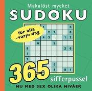 Makalöst mycket sudoku : för alla – varje dag