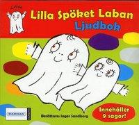 Lilla sp�ket Laban (ljudbok)