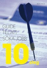 Guide till att söka jobb : 10 steg