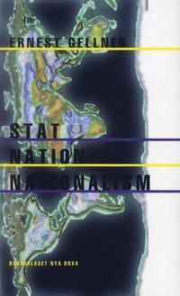 Stat, nation, nationalism (h�ftad)